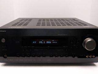 Integra A V Home Theater Receiver w Remote   Model No  DTR 6 8