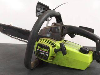 Poulan 2300 CVA Chain Saw