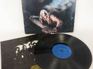 Ozzy Ozbourne  Bark at the Moon  Album from 1983