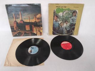Pink Floyd  Animals  from 1977   Made in Italy    More of the Monkees  Vintage Albums