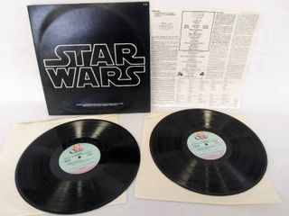 1977 STAR WARS Original Soundtrack Album