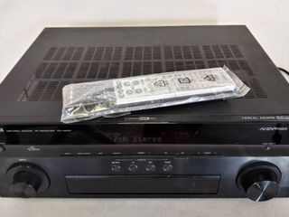 Yamaha AVENTAGE RX A830 7 2   Channel Home Theater Receiver with Remote