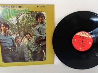 1967 Album from the Monkees    More of the Monkees    COM 102