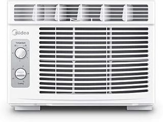 air conditioning unit white window unit  missing knobs