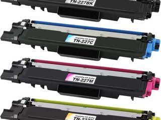 premium toner cartridges multicolor