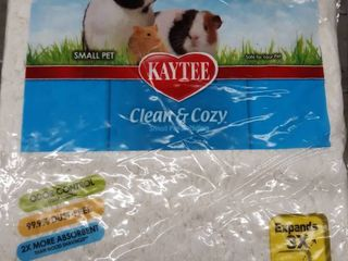 kaytee clean and cozy small pet