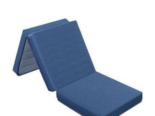 SlEEPlACE 4 inch Tri Folding topper 04TMF1S