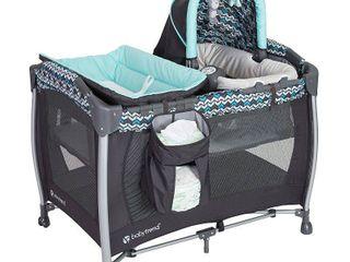 Baby Trend Resort SE Nursery Center Playard   laguna