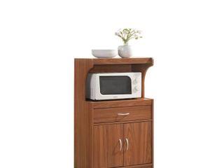 Hodedah HIK72 Microwave Cart