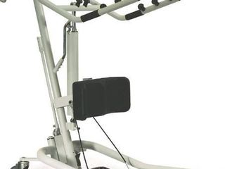 Invacare Get U Up Hydraulic Stand Up Patient lift  350 lb  Weight Capacity  GHS350