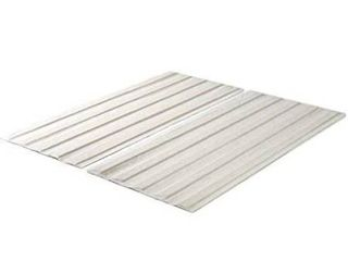 Annemarie Solid Wood Bed Support Slats   Fabric covered   Bunkie Board  Full