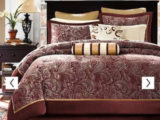 Madison Park Churchill 12 pc  Bed Set