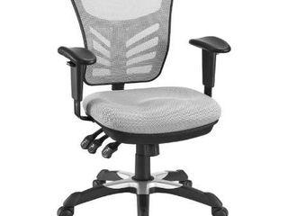 Modway Articulate Mesh Office Chair  Gray