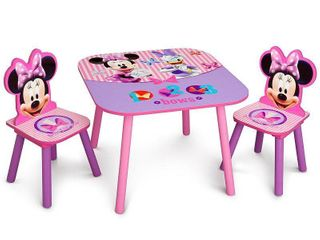 Delta Children Table and Chair   Minnie Mouse