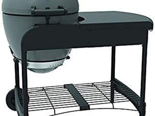 Char Griller E6520 Akorn Kamado Cart  Ash Charcoal Grill