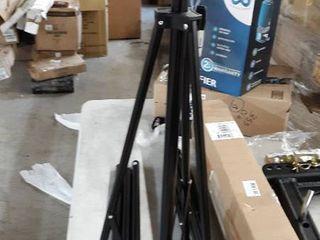 black tripods four camera attachments 2 cap