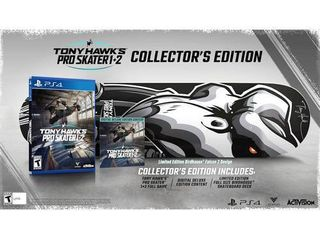 Tony Hawk s  Pro Skater 1   2 Collector s Edition   PlayStation 4