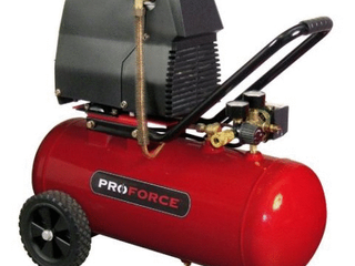 Pro Force 7 Gallon Oil Free Air Compressor with Kit  Model   VPF1580719