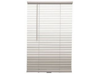 Designer s Touch 3589908 White Cordless 1 in  Room Darkening Vinyl Blind   71 in  W x 72 in  l   Not Inspected