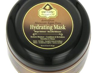 One n only argan oil hydrating hair mask  8 oz  4 pk