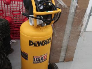 Dewalt Air Compressor DXCM271 27gal 200 PSI 1 7HP motor