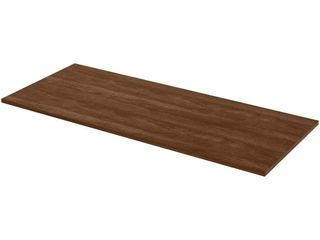 lorelli1 2 laminate Table Top  72 W x 30 D  Cherry   Not Inspected
