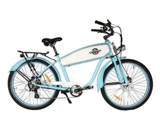 Vintage Widsyde Cruiser Beach Cruiser   Bunni Bunni light Blue   Very Nice Bicycle     Not Inspected