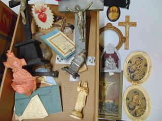 Crucifixes and more
