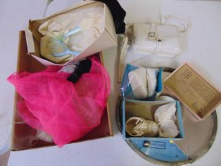 Doll Shoes and miscellaneous