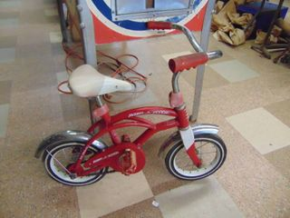 Small Radio Flyer Bicycle
