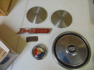 Ford Hubcaps and More