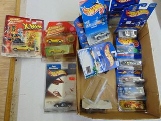 Hotwheels and more