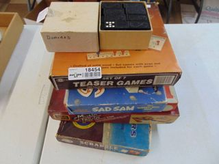 Vintage Table Games