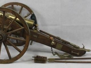 Black Powder Cannon  Made in Spain