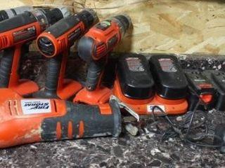 B D Cordless Reciprocating Saw   Drills