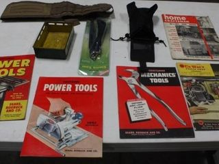 5 Tool Catalogs  Saw   Miniature Metal Ice Tray