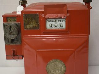 1930 s Cleveland Gas coin operated meter   Unusual find