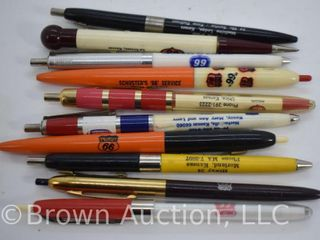 10  Advertising pens mechanical pencils