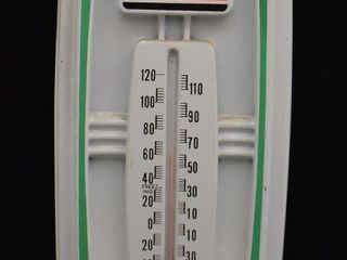 7Up No  73 plastic advertising thermometer