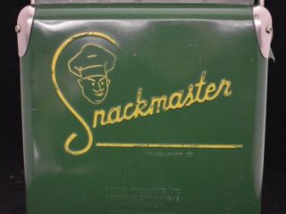 1950 s Action Products  Snackmaster  cooler  Arkansas City  KS