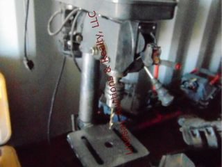 Central Machinery 12spd table top drill press
