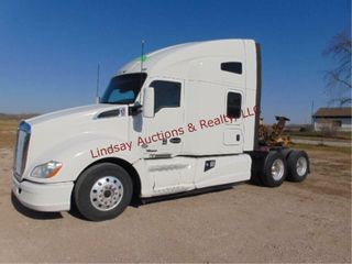 Update  2013 Kenworth 680 T 600 T A  road tractor