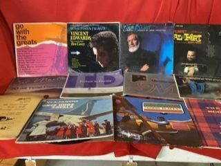 BIG BANDS AND MISC AlBUMS  12 TOTAl