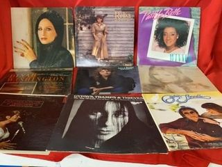FEMAlE ARTIST AlBUMS AND CAPTAIN AND TENNIllE
