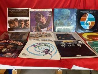 DOZEN OF AlBUMS   VARIETY OF MUSIC