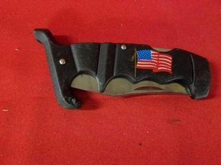 AMERICAN FlAG KNIFE