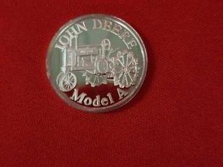 JOHN DEERE MODEl A COIN