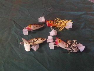 VINTAGE RARE ARBOGAST FISHING lURES