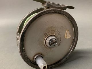 Early Fly Reel as Found