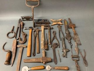 Great lot of Antique Hand Tools